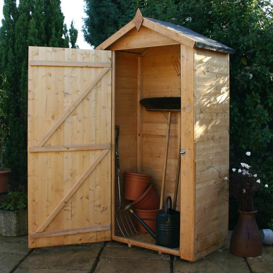 Small Garden Tool Shed