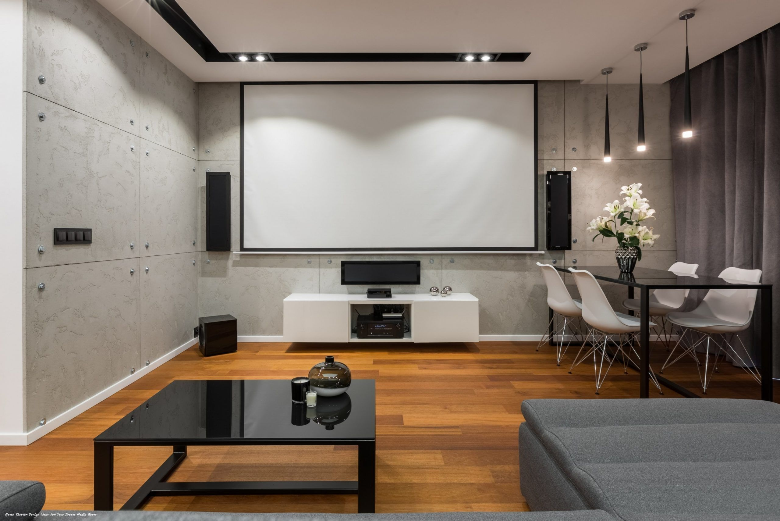 21 Pictures of Home Theater Design Ideas for Your Dream