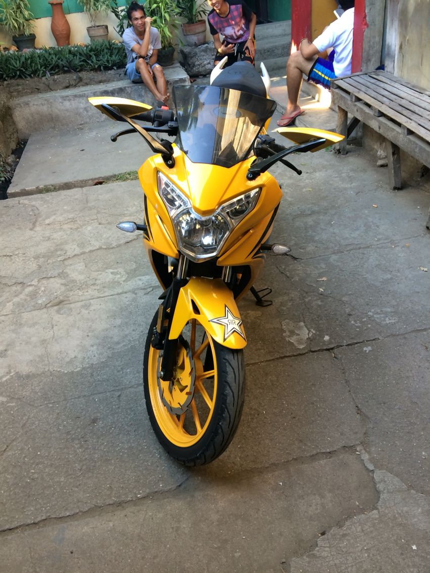 Now Hire And Big Bike In Cebu City 150cc Ducati Style For More