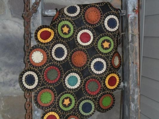 Penny Rug Patterns