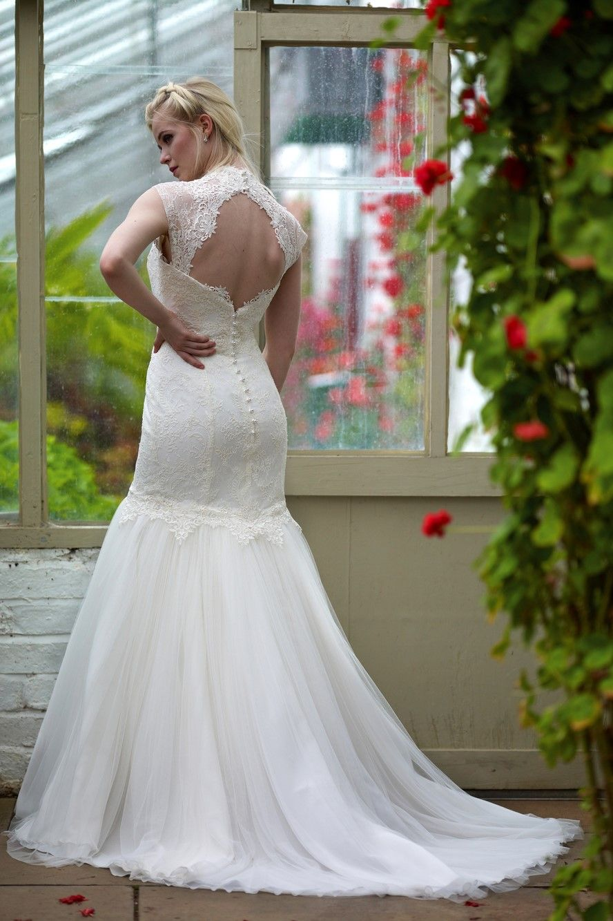 Audacious by Nicola Anne from Brides of Winchester #weddinggown ...