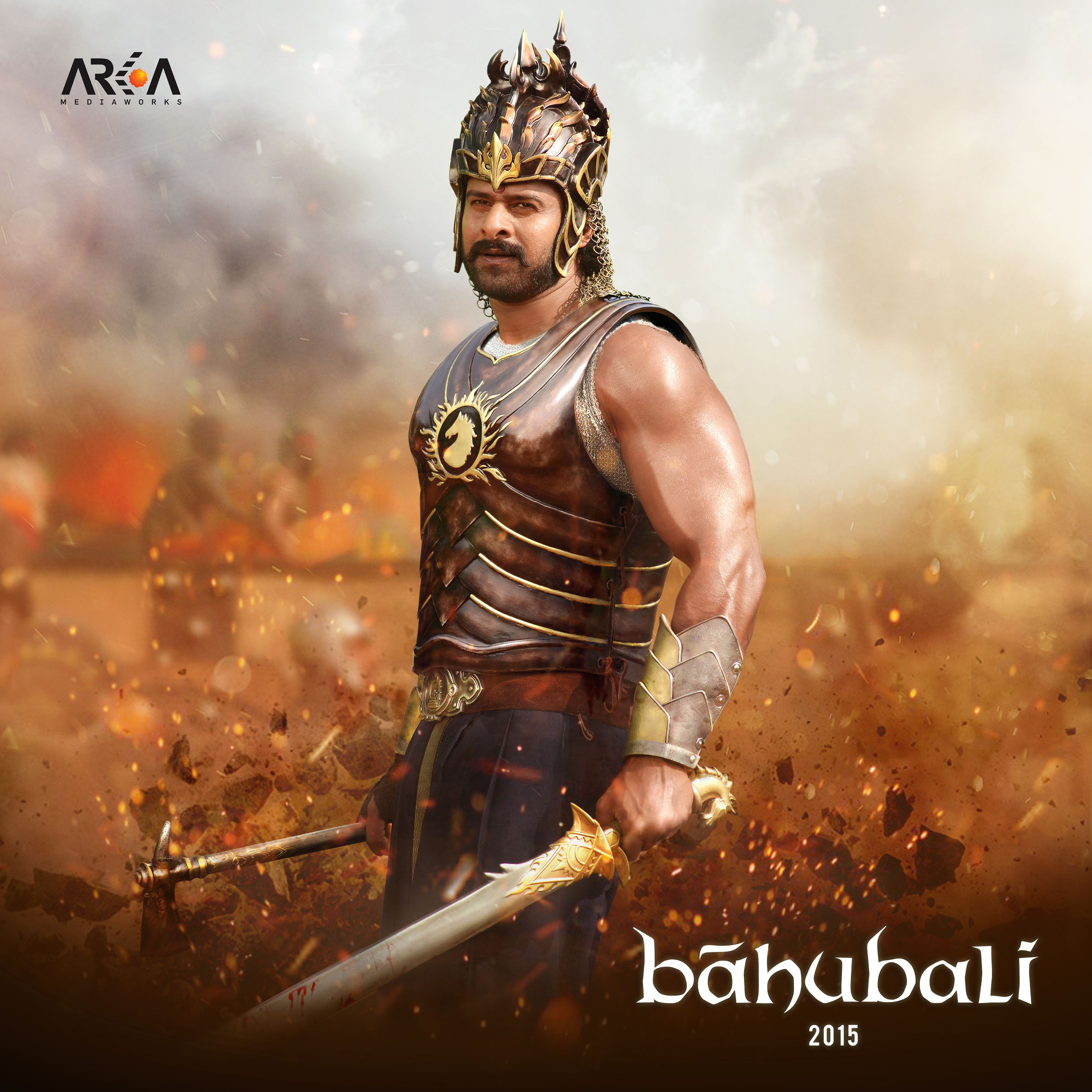 prabhas as baahubali (english) | prabhas | pinterest | english