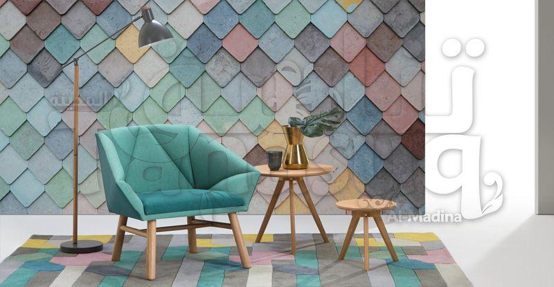 3d Wallpapers Ceiling Bricks خلفيات ثري دي للحوائط طوب Home Decor Decor Furniture