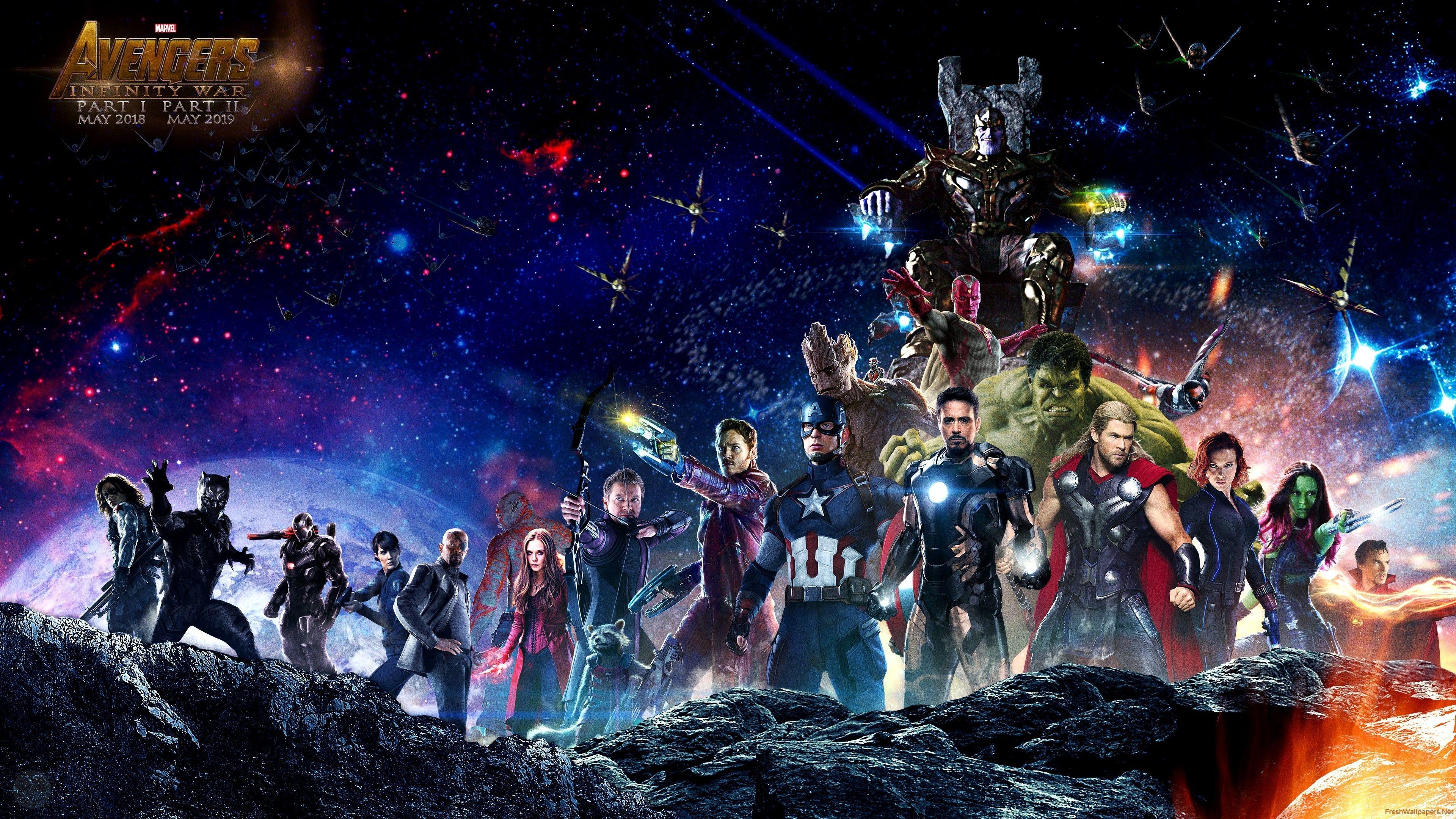 Marvel Infinity War 3840 X 2160 Avengers Wallpaper Marvel Wallpaper Hd Marvel Wallpaper