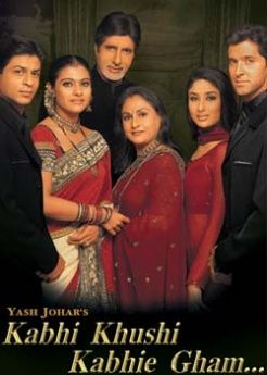 فيلم Kabhi Khushi Kabhie Gham 2001 مترجم عربي Best Bollywood Movies Bollywood Posters Bollywood Movies