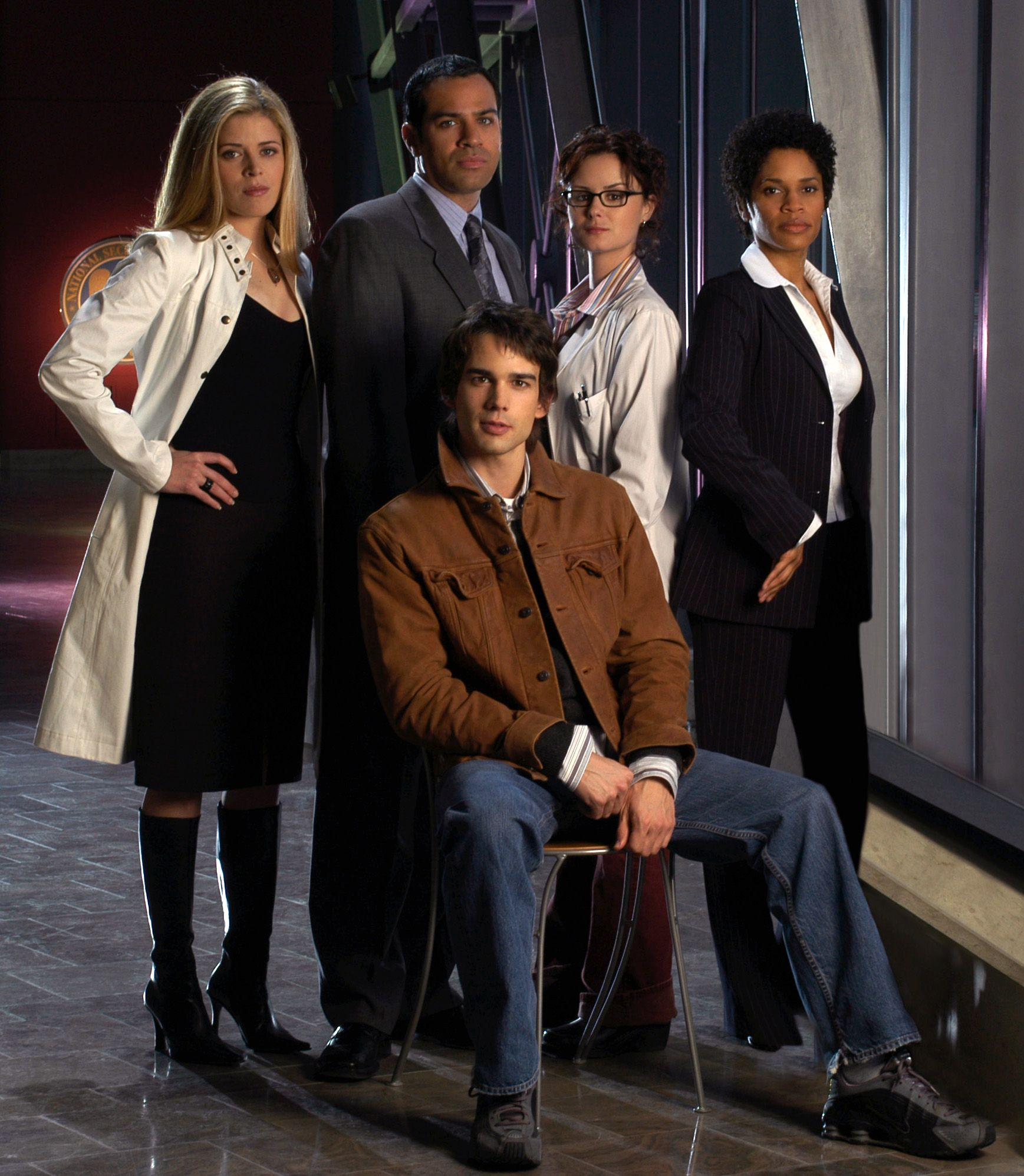 Jake 2.0 tv series cast Christopher Gorham as Jake Foley Marina Black as  Sarah Heywood Matt Czuchry as Darin Metcalf Philip Anthony-Rodriguez as  Agent Kyle ...