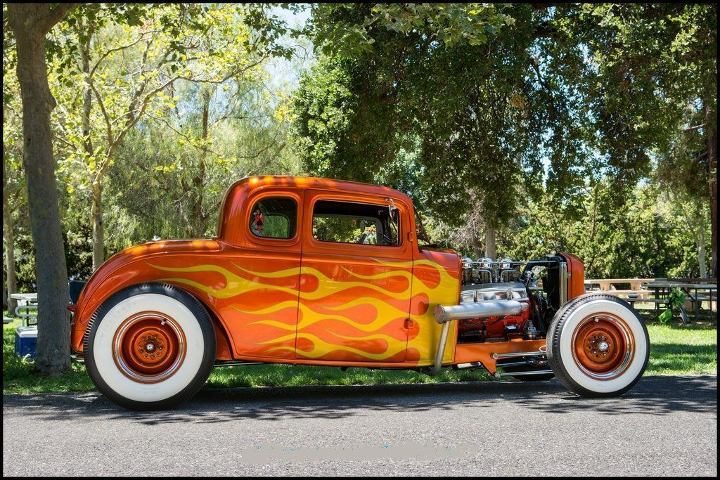 Classic 32 Ford Jr Hot Rod Coupe Volkswagonclassiccars