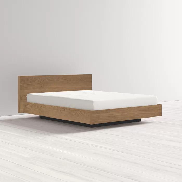 Adley Platform Bed In 2020 Minimalist Bed Minimalist Bed Frame