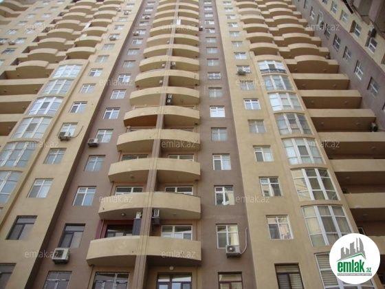 Satilir 3 Otaqli 135 M2 Yeni Tikili Nizami M Naxchivani 87 Unvaninda Building Structures Multi Story Building
