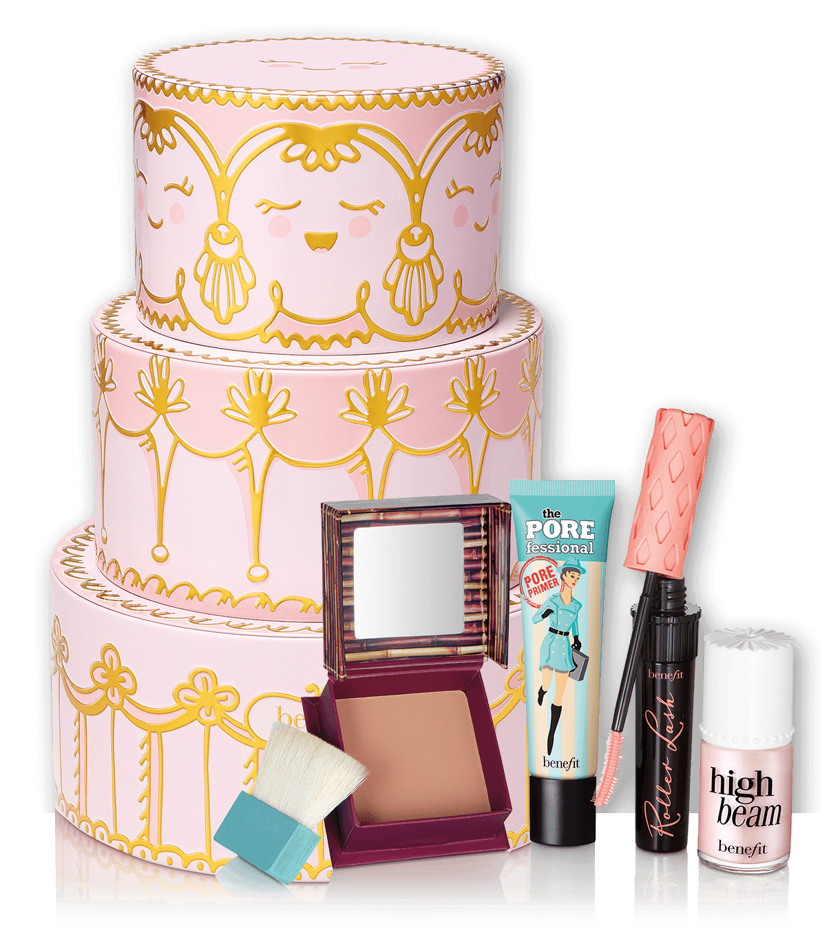 8daf3e1fc9b Gimme Some Sugar holiday set comes with four bestselling Benefit products  at an amazing deal.