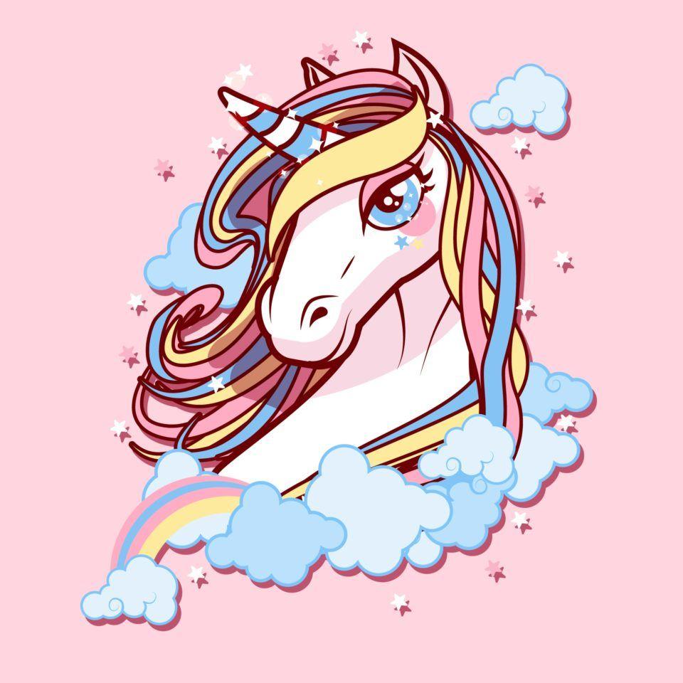 101 Unicorn Hd Wallpaper Background With Images Unicorn