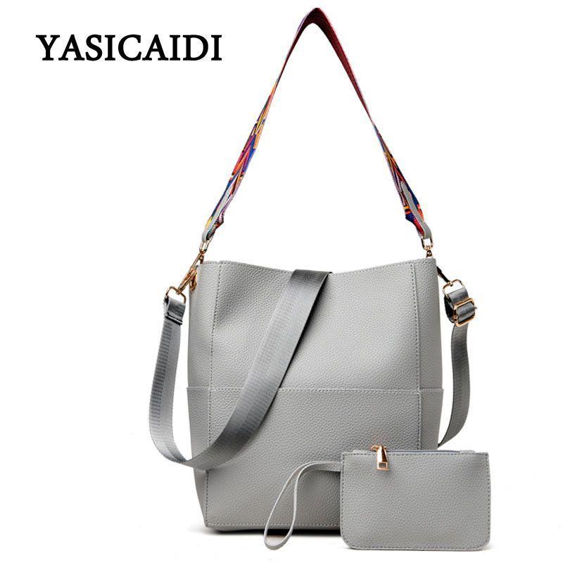 f092c6299143 Luxury Handbags Women Bags Designer Brand Famous Shoulder Bag Female Vintage  Satchel Bag Pu Leather Gray