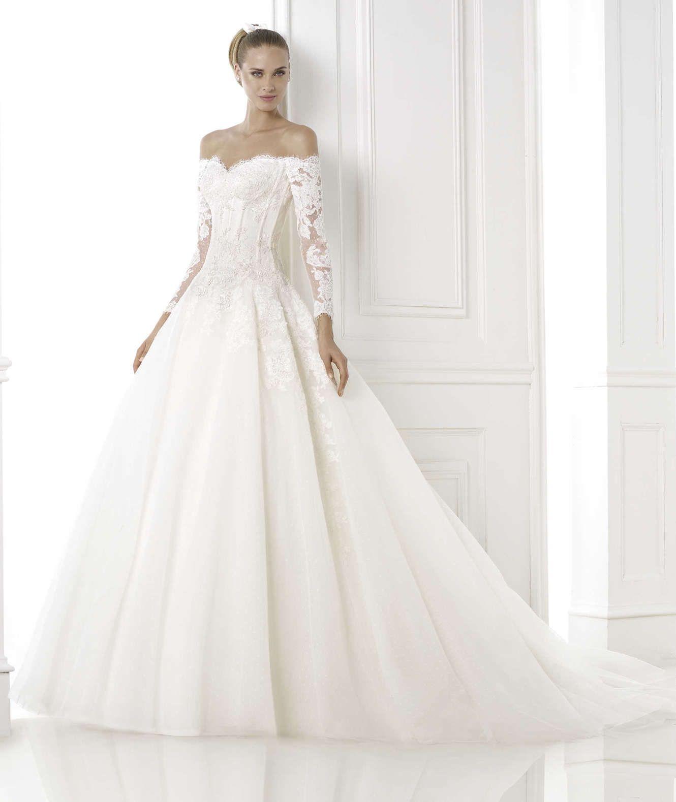 Abiti da sposa stile principessa 2015  Blog su abiti da sposa Italia