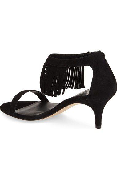 3f55aab24 VANELi 'Lakin' Fringe Sandal (Women)   Nordstrom   Shoes ~ Thingies ...