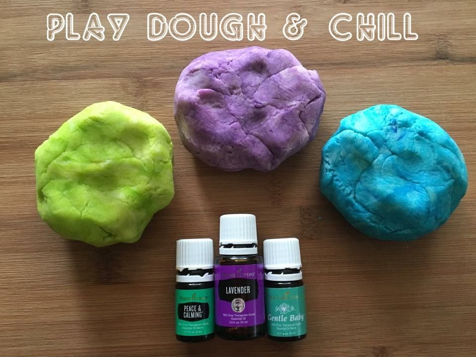 DIY Play dough!! 1 cup Flour • 1/2 cup Salt • 2 T cream of