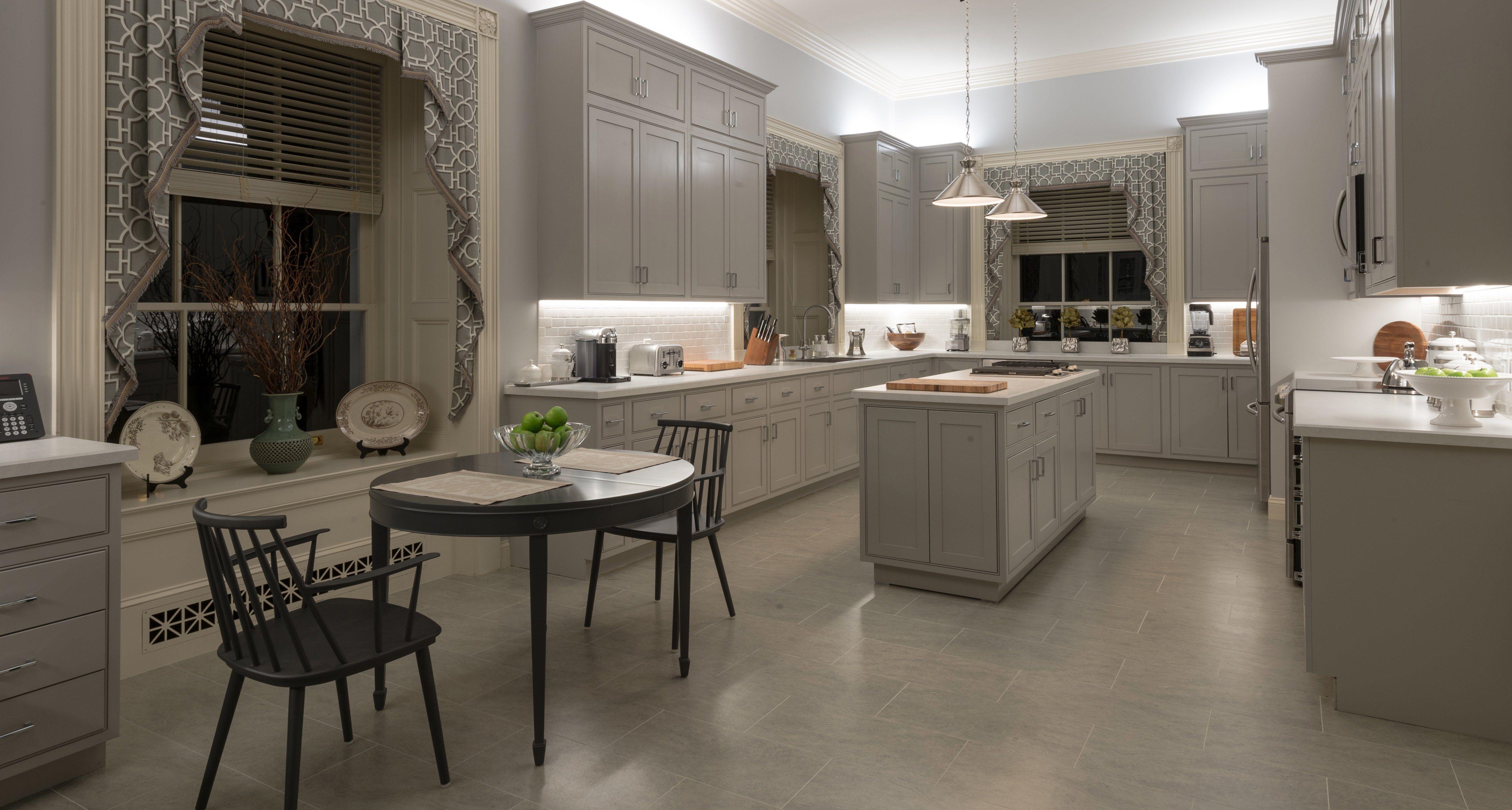 Tour The High Drama Sets Of House Of Cards Kitchen Decor Sets Wine Decor Kitchen Kitchen Design