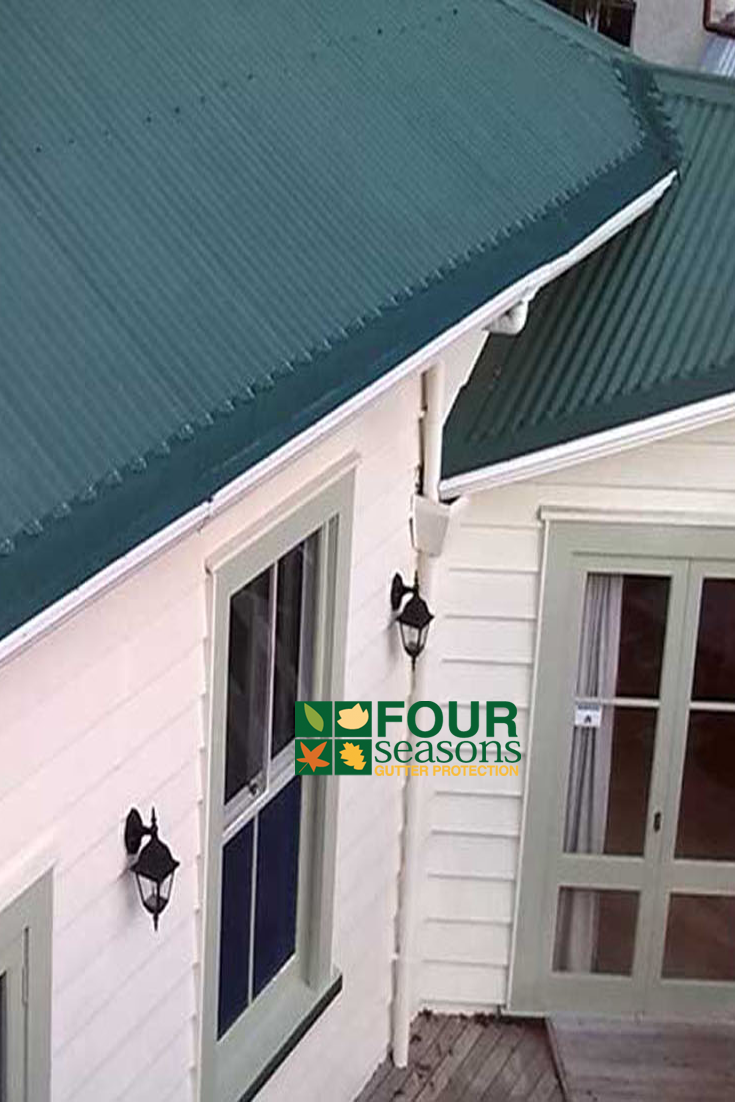 Our Leaf Guards Are Suitable For Every Roof Type And Gutter Type We Have Designed Several Types Of Fittings To Ensur Gutter Guard Interior Design Tips Roofing