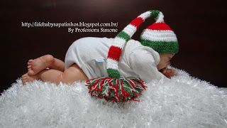 Touca de natal