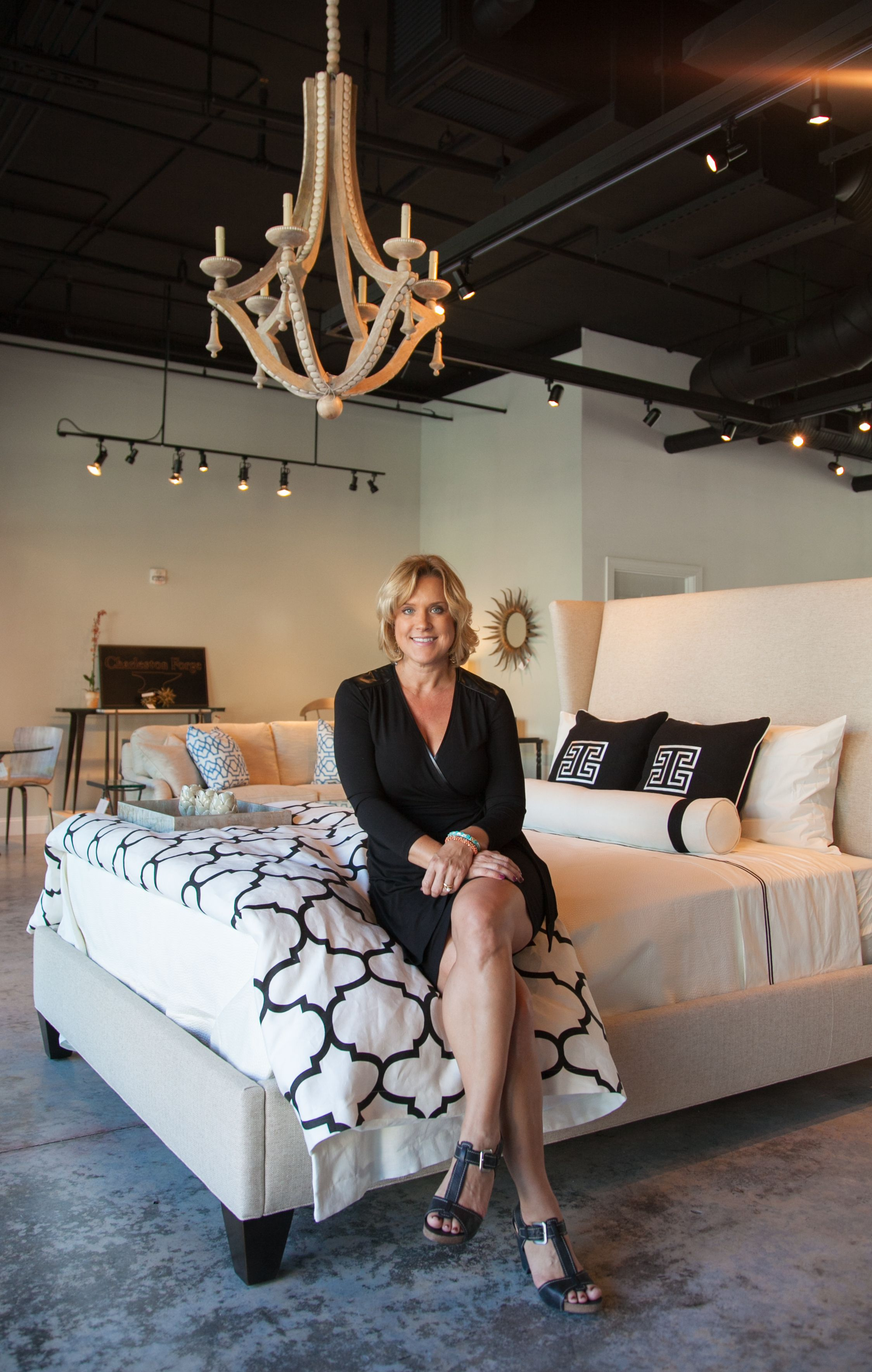 Bobbi Jo Engelby Interior Designer And Owner Of Domain Interiors