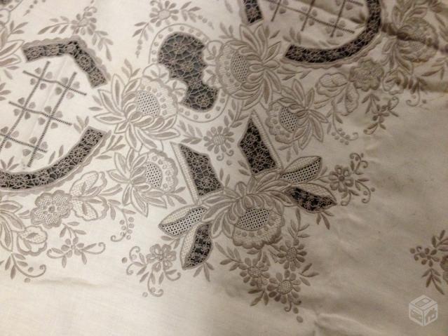 anos 50 toalhas bordadas - Pesquisa Google toalha antiga, dos anos 50 e em perfeito estado de conservação...toalha de ...