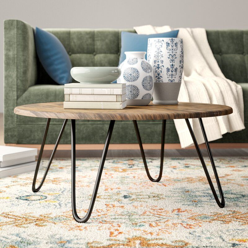 Alvis Coffee Table Coffee Table Wayfair Retro Coffee Tables
