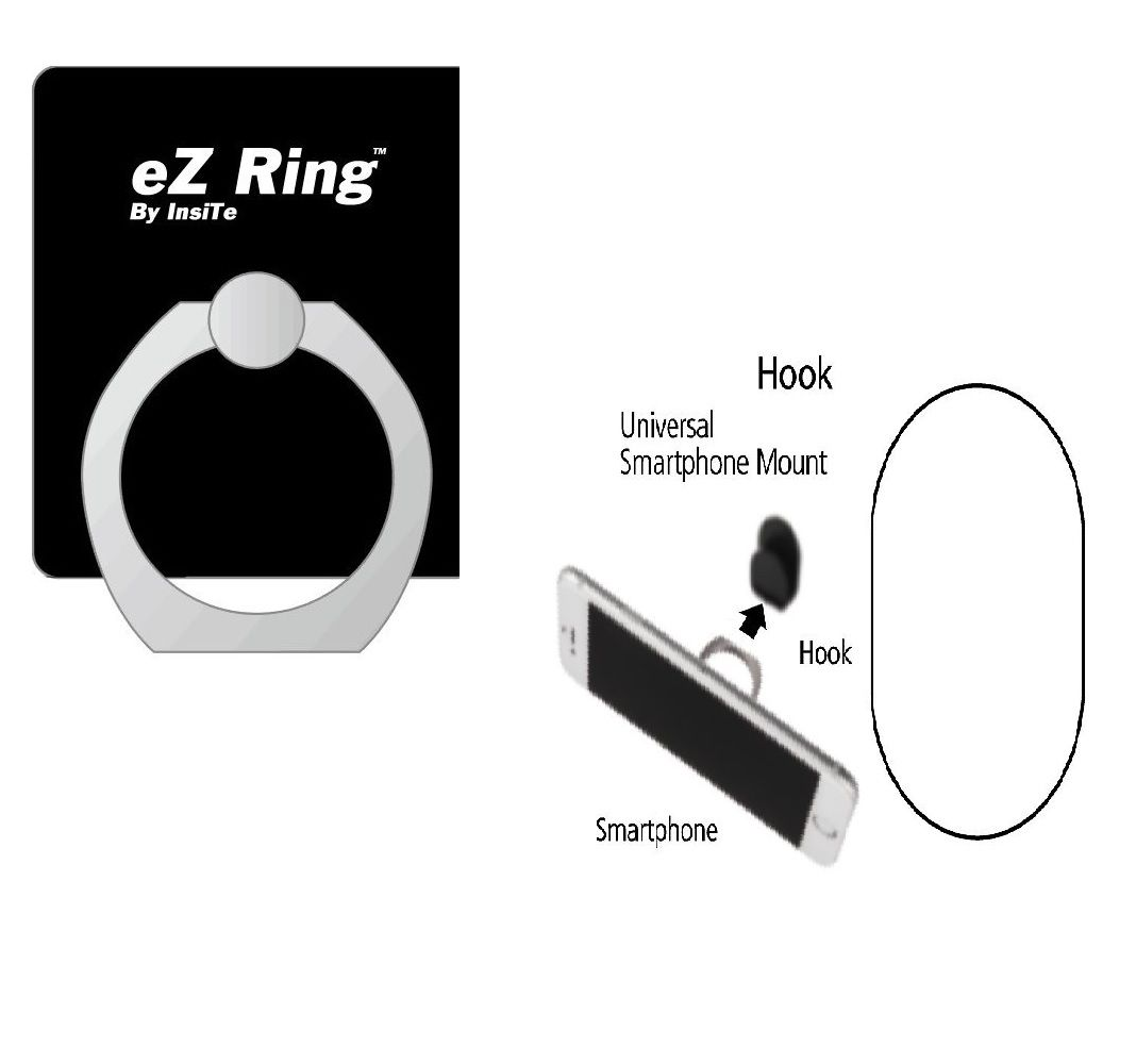 Jual Iring Android Terbaru 2018 Ring Stand Hook Ez With By Insite Universal Kickstand Holder Phone Attachment For Hand