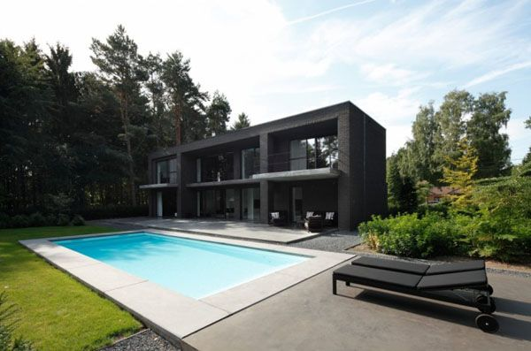 Residence v²   arjaan de feyter architect