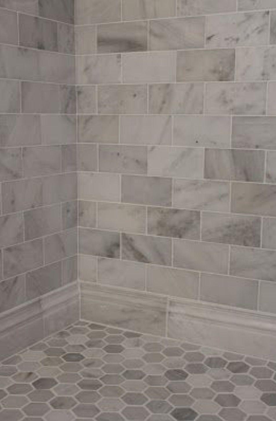 Pin By Megan Mcclure On Tile Stone Design Cottage Bathroom Bathroom Update Bathroom Remodel Master