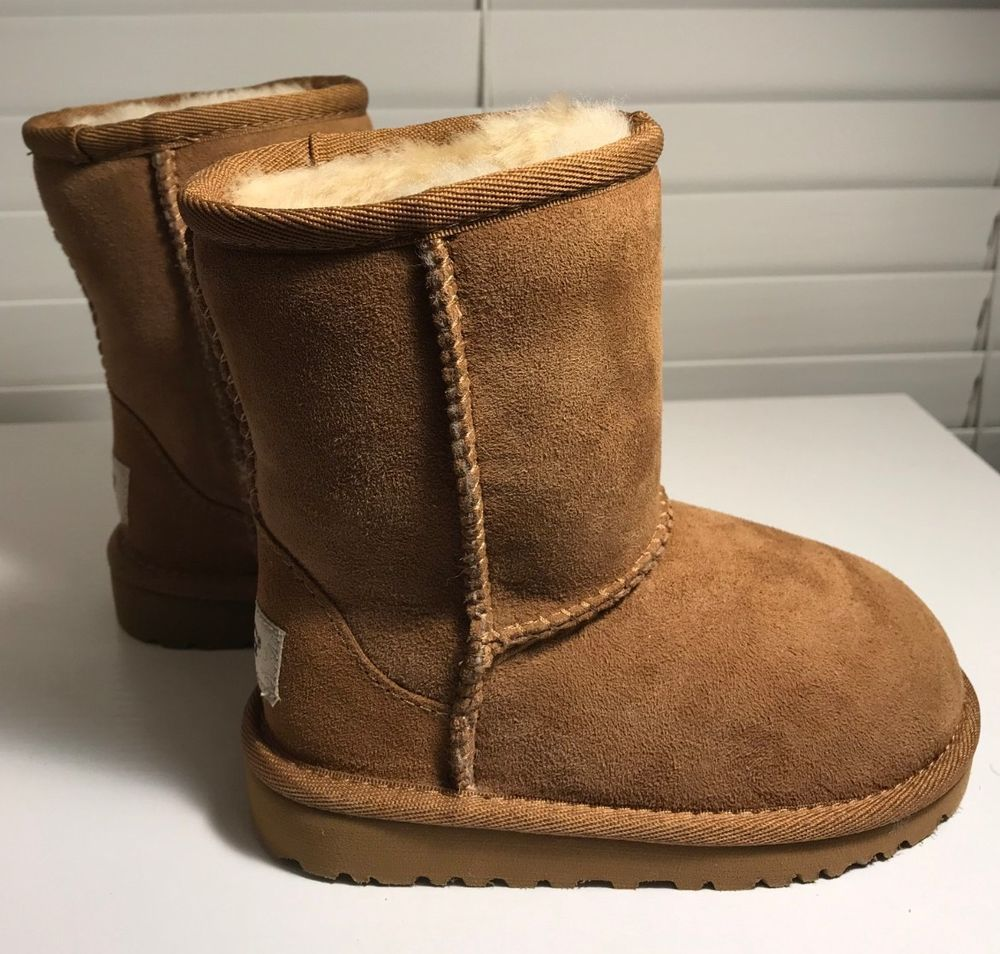 Uggs Toddler Boots Ugg S N 5251t Chestnut 8 M Us Toddler Ugg Boots Boots Toddler Boots