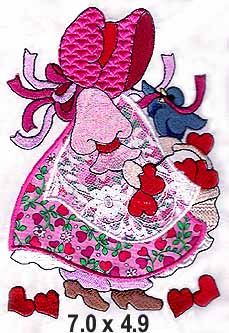 Sunbonnet Sue - Free Patterns - Download Free Patterns