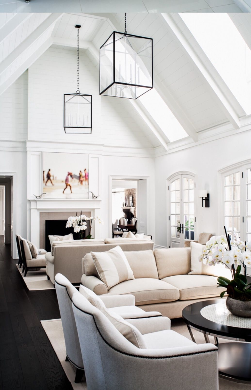Light Bright And Airy Living Space Living Room Interior