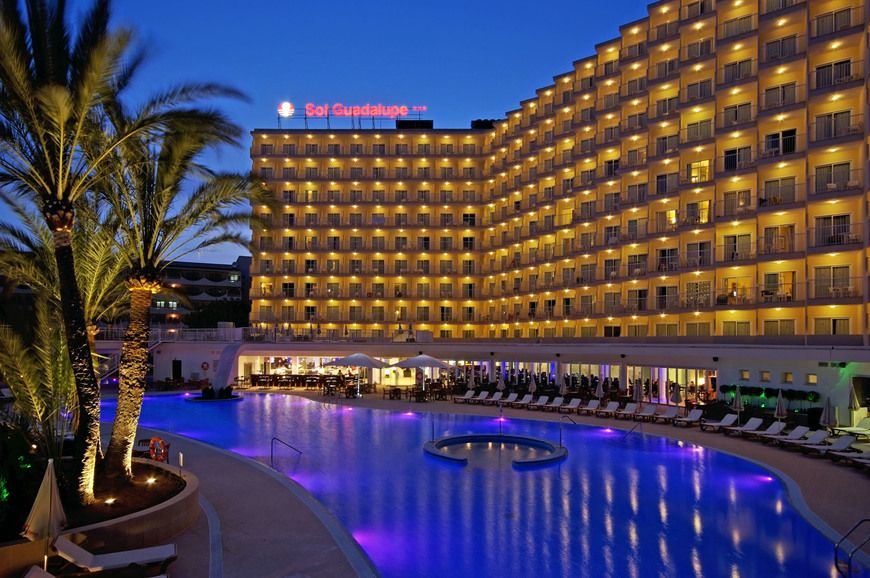 Sol Guadalupe Magaluf Hotel Cheap Hotels Holiday Resort