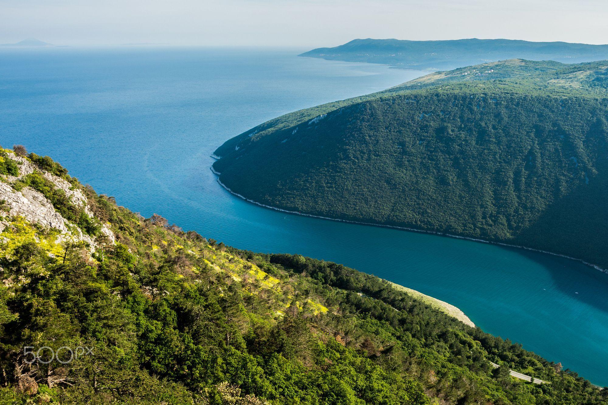 Plomin Bay by Deni Peršić on 500px