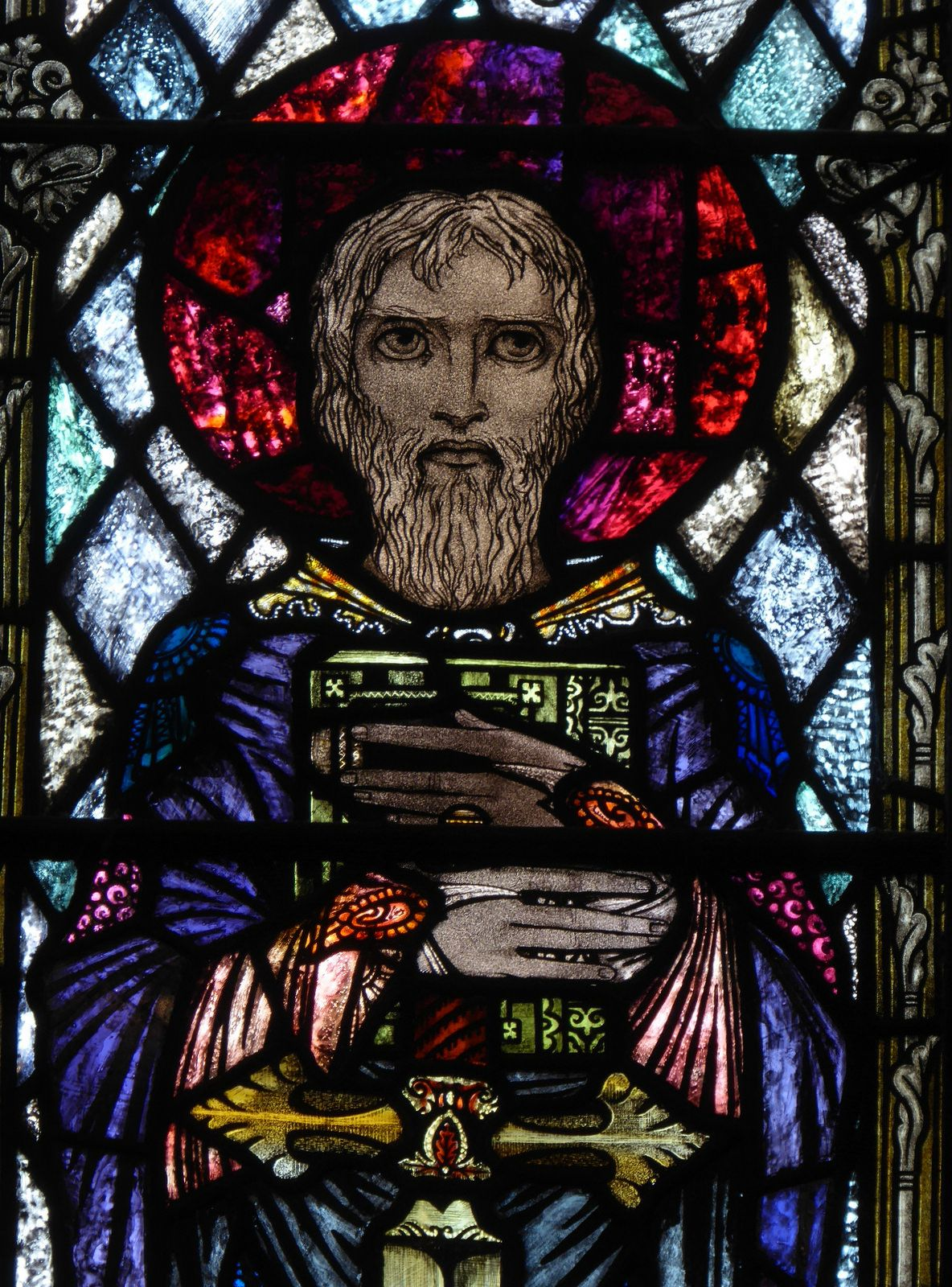 St Paul Irish art, Arts, crafts movement, St peter, paul