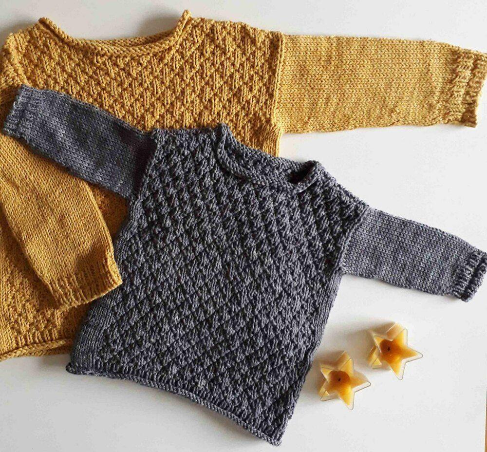 Varling Sweater Knitting Pattern By Imke Von Nathusius