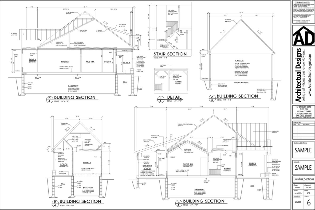 Plan 770016CED: 3-Bedroom Traditional Craftsman Home Plan