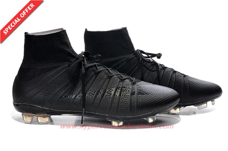 low priced a91e7 6aa26 Mens ACC ALL BLACK Nike Mercurial Superfly X FG Factory ...