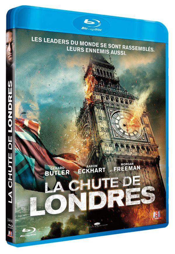Concours Blu Ray La Chute De Londres Miss Bobby La Chute De Londres Film Francais Film