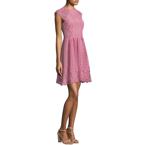 High Quality Buy Online Buy Cheap Affordable Shoshanna Sleeveless Knit Mini Dress Cheap Sale Inexpensive The Best Store To Get Official jEt6b