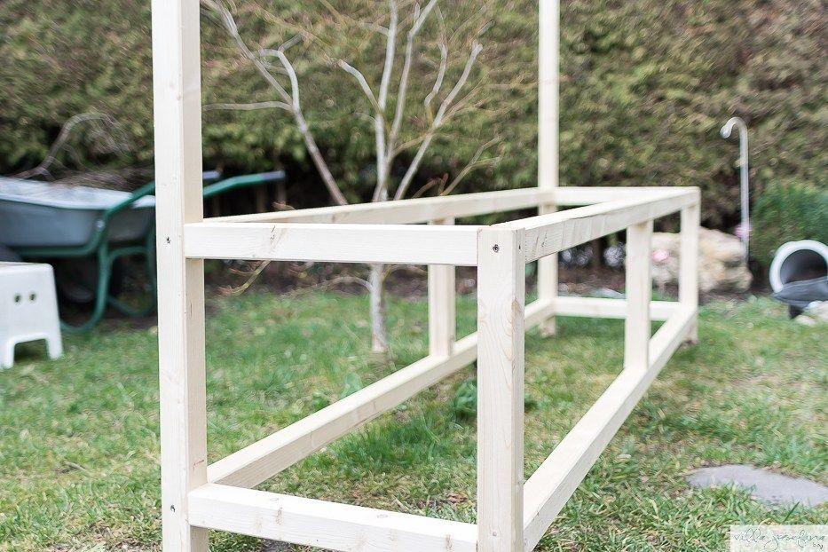 Sichtschutz selber bauen Sichtschutz selber bauen
