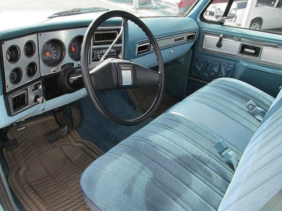 1978 Gmc Sierra C X2f K1500 For Sale Near Blanchard Oklahoma 73010 Classics On Autotrader Chevy Trucks Silverado Gmc Truck Interior