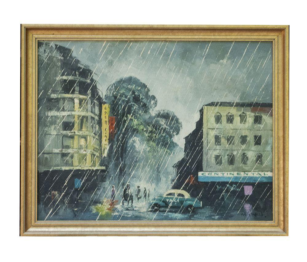 Fine Art Oil on Canvas by MINH Saigon Ho Chi Minh City Viet Nam ...