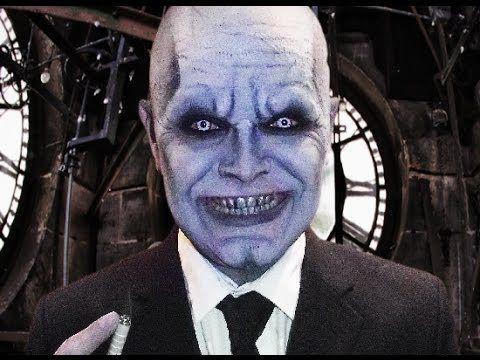 The Gentlemen - Buffy The Vampire Slayer - Makeup Tutorial ...