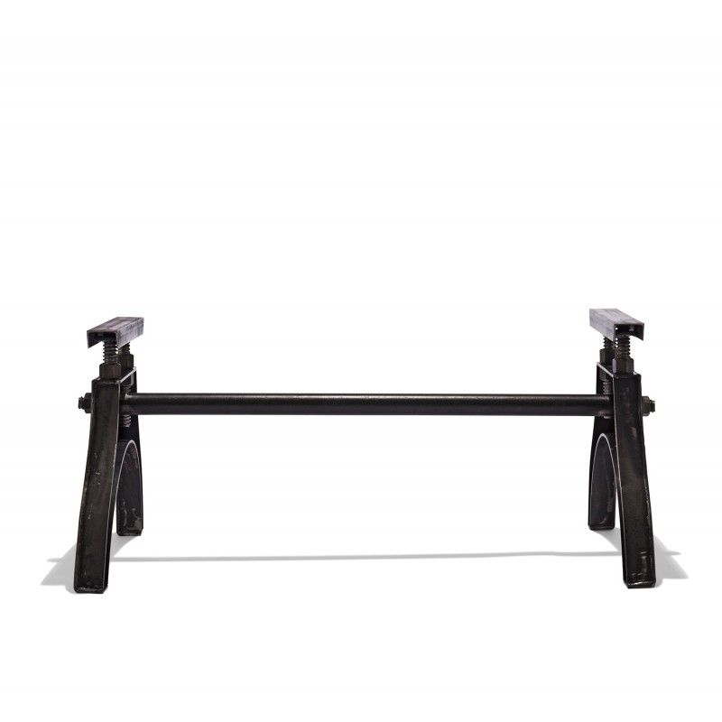 Industry West Iron Horse Coffee Table Base