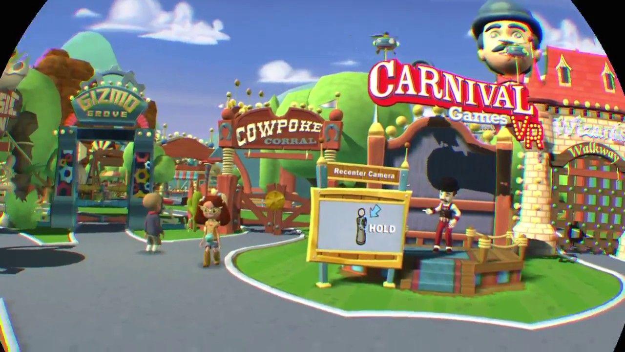 תוצאת תמונה עבור carnival VR Video game companies