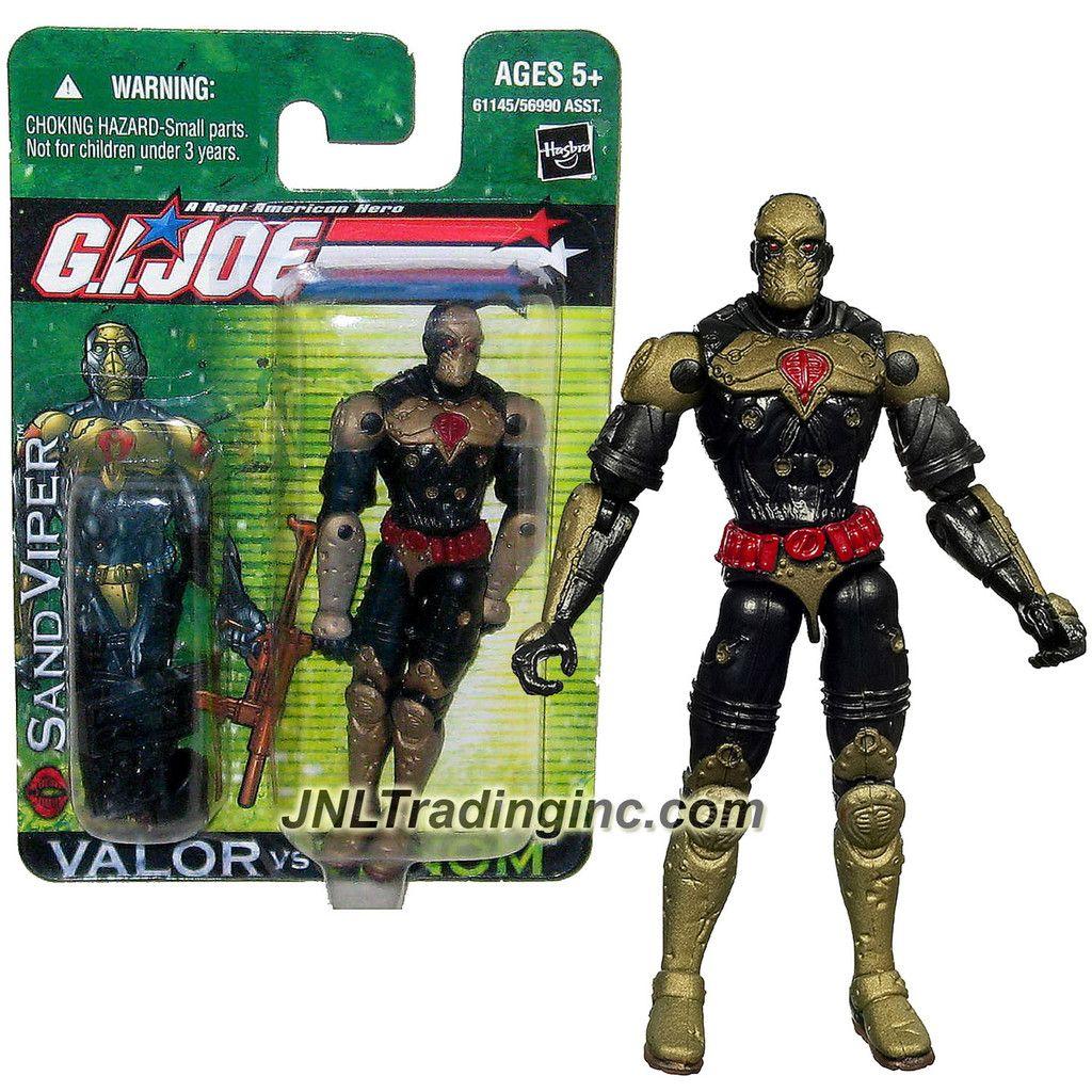 Action Force//GI Joe Valor vs Venom Cobra Razor Trooper