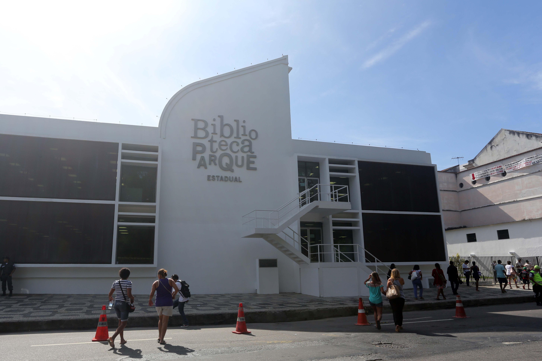 Biblioteca Parque Estadual RJ