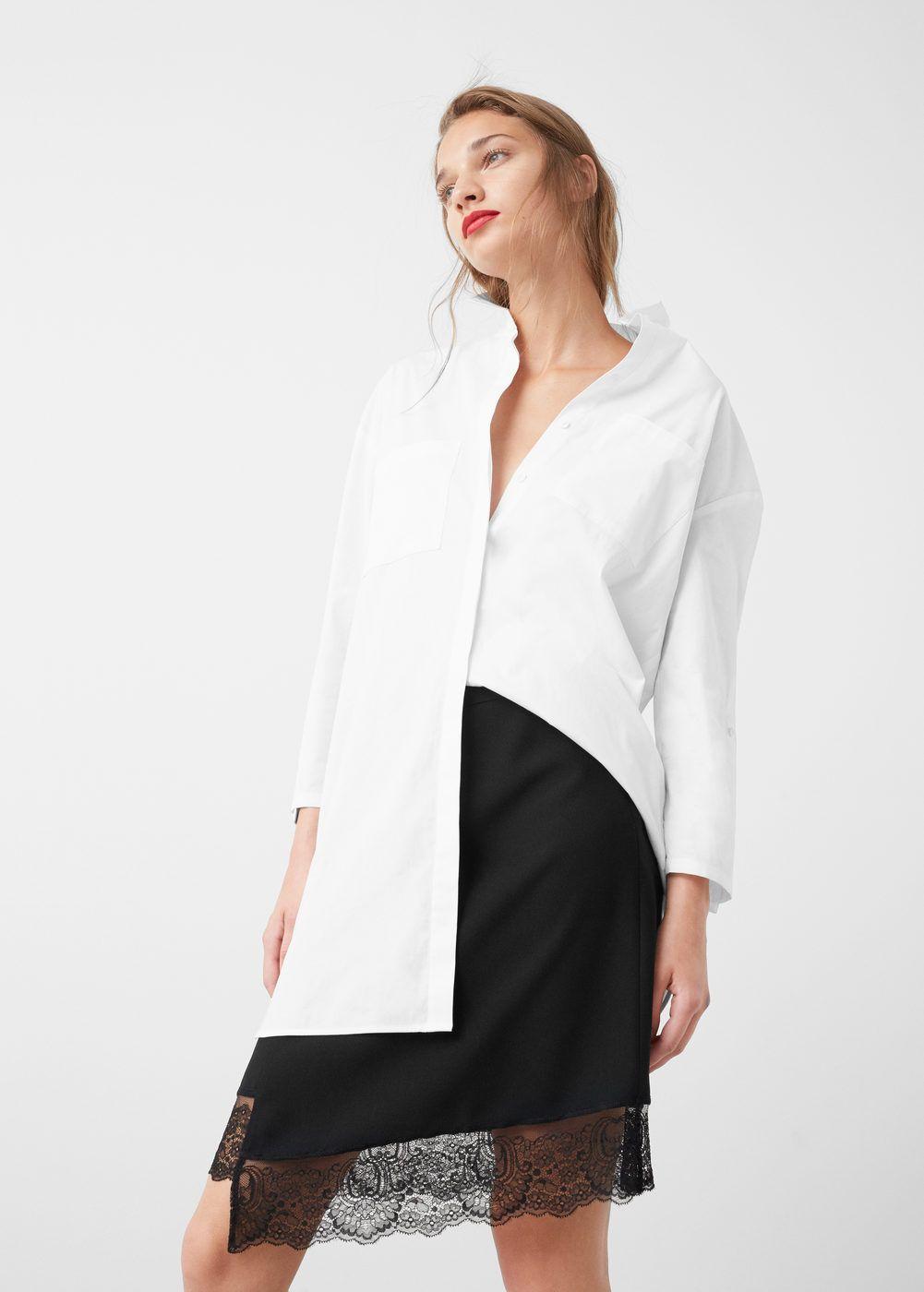 Lace skirt - Women   Closet wishes   Pinterest   Vetements, Jupe ... 90b7635c28d7
