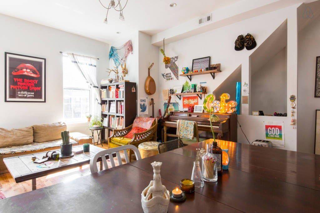 Ganhe uma noite no private room and bathroom - Apartamentos para Alugar em Brooklyn no Airbnb!