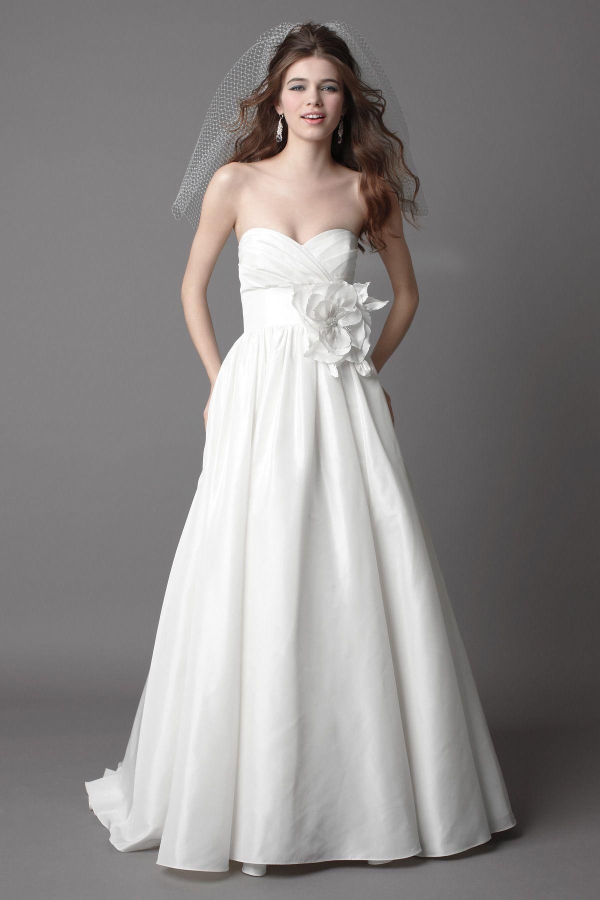 Wtoo Brides Mimi Gown Wedding dress with pockets